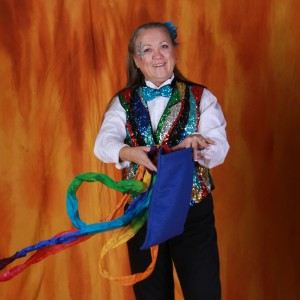 Rainbow Trout the Clown - Children's Party Magician / Face Painter in Omaha, Nebraska