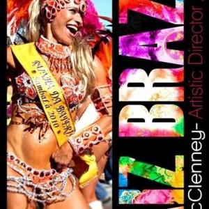 Raiz Brazil Dance Company - Samba Dancer in Los Angeles, California