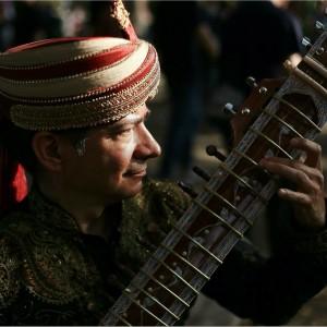 Raj Rocknow - Sitar Player / Middle Eastern Entertainment in Concord, North Carolina