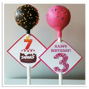 Raleigh Cake Pops - Party Favors Company in Raleigh, North Carolina