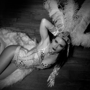 Randi Rouge burlesque & belly dancer - Burlesque Entertainment in Ottawa, Ontario