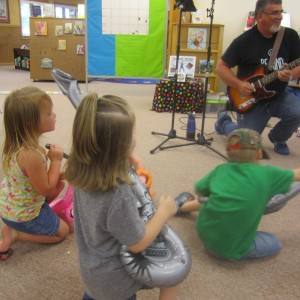 Randy Sauer - Children's Music / Educational Entertainment in Hays, Kansas