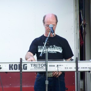 Randy Wallace - One Man Band in Independence, Kentucky