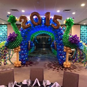 Funtastic Balloon Creations - Balloon Decor / Santa Claus in Kansas City, Missouri