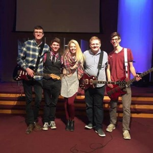 Reigning Grace - Christian Band in Hudsonville, Michigan