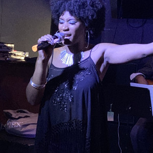 Raquel Elise - Soul Singer in Houston, Texas