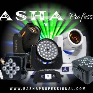 Rasha Professional Production Lighting