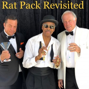 Rat Pack Revisited - Rat Pack Tribute Show in Laguna Beach, California