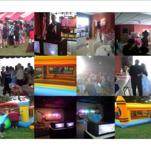 4 the Occasion/Rated G Entertainment - DJ / Party Inflatables in Charleston, West Virginia