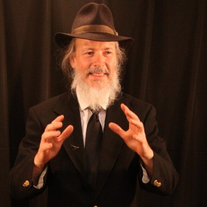 Rav Yitzhak - Storyteller & Paranormal Entertainer - Psychic Entertainment in Portland, Oregon