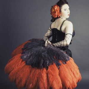 Raven Gemini - Burlesque Entertainment in Chicago, Illinois