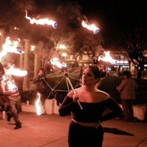Raven Haleigh Fire Dancing - Fire Performer / Fire Eater in Oakland, California