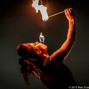 Rawktails - Fire Performer / Female Model in Los Angeles, California