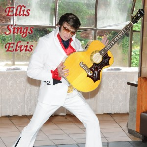 Ray Ellis Sings Elvis - Elvis Impersonator in Jewett City, Connecticut