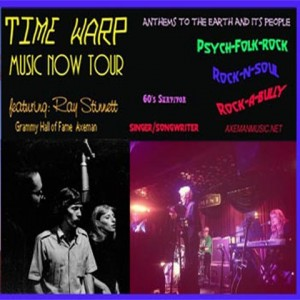 "Ray Stinnett's ""Time Warp"" - Alternative Band in Los Angeles, California"