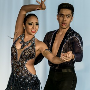 Raymond and Jenalyn - World Salsa Champions - Salsa Dancer in Toronto, Ontario