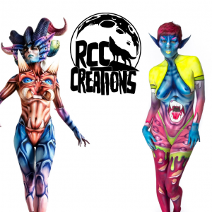 RCC FX Creations - Makeup Artist / Halloween Party Entertainment in Houston, Texas