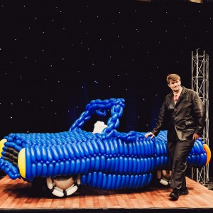 RCJuggle - Balloon Twister / Comedy Magician in Woodstock, Illinois
