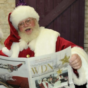 Real Beard Santa - Santa Claus in Cordell, Oklahoma
