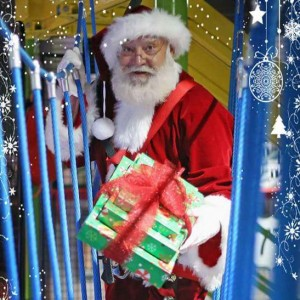Real bearded Santa - Santa Claus in Jackson, New Jersey