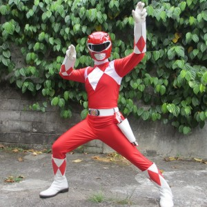 Real Power Rangers - Costumed Character in Fairfield, California