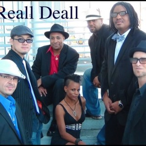 Reall Deall - R&B Group in Los Angeles, California