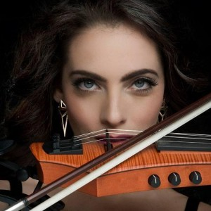 Rebecca Cherry Violin & Electric Violin