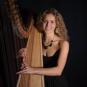 Rebecca Cieply, Harpist - Harpist in Bloomington, Indiana