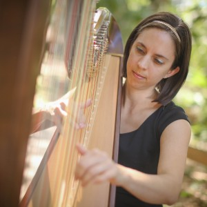 Rebecca Cosas - Harpist / Wedding Musicians in Tampa, Florida