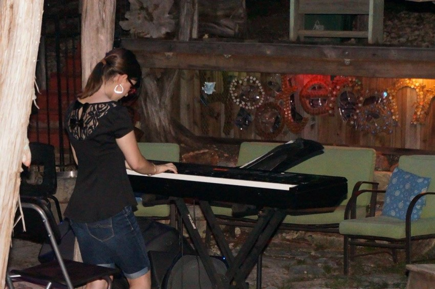 Hire Rebecca Jane Accordion Player In Austin Texas