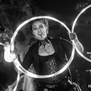 Rebecca Phoenix - Fire Performer in Tampa, Florida