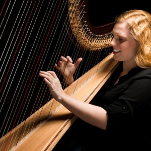 Rebecca Simpson - Harpist in Doylestown, Pennsylvania