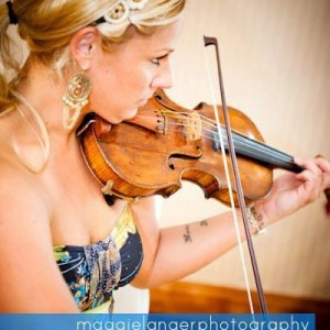 Rebecca Star Jones - Violinist in Timmins, Ontario