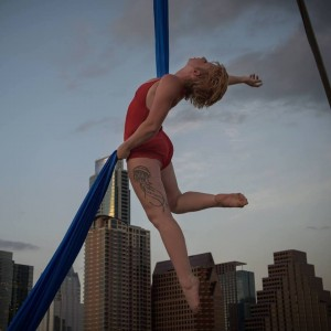 Rebecca Strong - Aerialist / Fire Performer in Austin, Texas