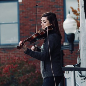 Rebecca Wolfe - Violinist in Nashville, Tennessee