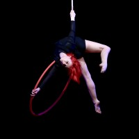 Rebekah Burke - Aerialist in Washington, District Of Columbia