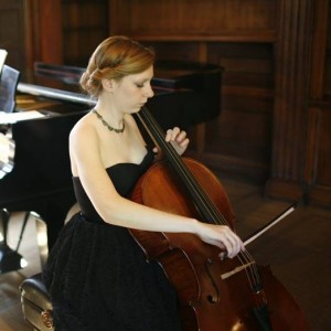 Rebekah Dotzel, cellist - Cellist / String Trio in Chicago, Illinois
