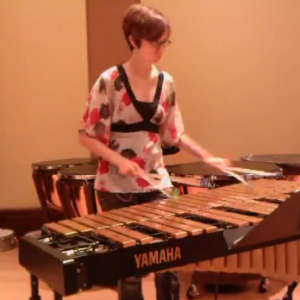 Rebekah Woolverton - Percussionist / Drum / Percussion Show in Denver, Colorado