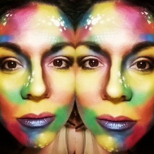 Flores de Colores - Face Painter / College Entertainment in Albuquerque, New Mexico