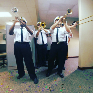 Reclaim Brass Band