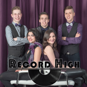 Record High - Dance Band / Prom Entertainment in Vancouver, British Columbia