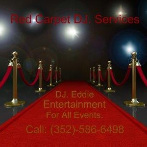 Red carpet DJ services - Mobile DJ in Homosassa, Florida