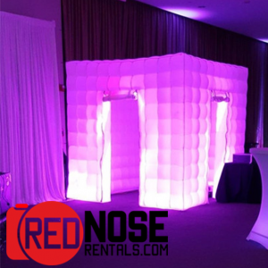 Red Nose Rentals, LLC - Photo Booths / Family Entertainment in Washington, District Of Columbia