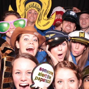 Red Photo Booths - Photo Booths / Backdrops & Drapery in Garland, Texas