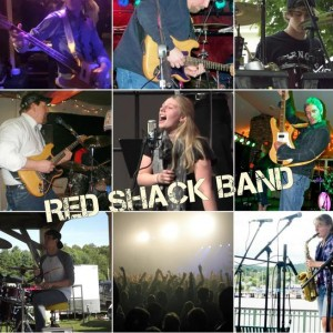 Red Shack Band VT