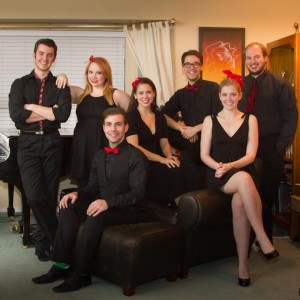 Red Velvet Voices - Wedding Singer / Singing Group in North Vancouver, British Columbia