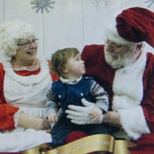 RedDeerSanta and Mrs. Claus - Santa Claus / Holiday Party Entertainment in Red Deer, Alberta