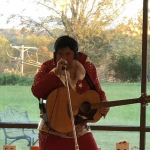 Reflections of the King Show - Elvis Impersonator in Greeneville, Tennessee