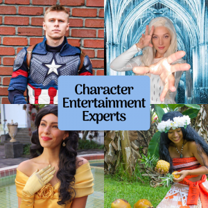 Regal Characters - Princess Party / Educational Entertainment in Portland, Oregon