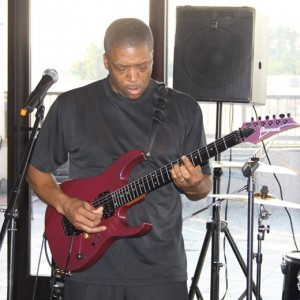 Reggie Bellamy (Guitarist) - R&B Group in Perry, Georgia
